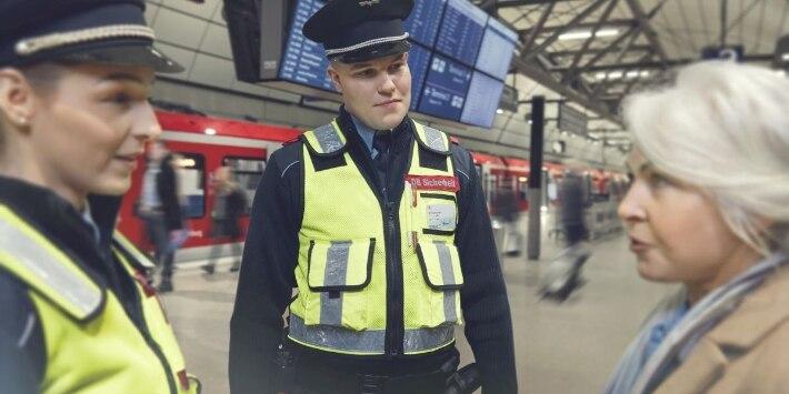 DB Sicherheit