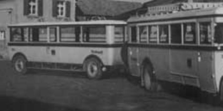 Historisches Bild DB Regio Bus