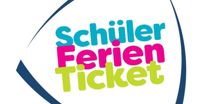 Schülerferien Ticket Logo