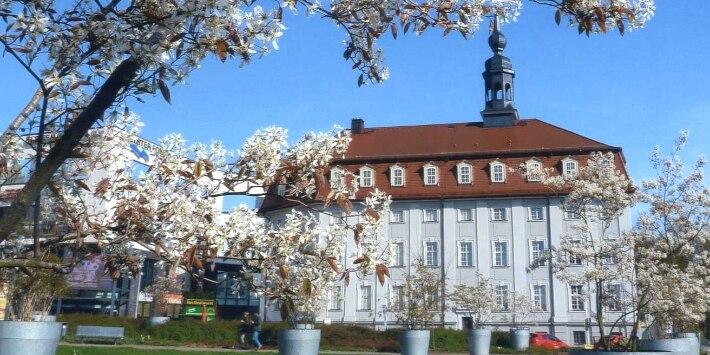 Museumsplatz (Stadtmuseum)
