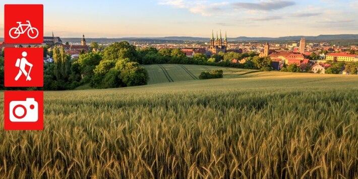 Landschaft in Franken