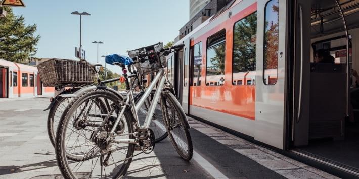 Fahrränder S-Bahn Hamburg