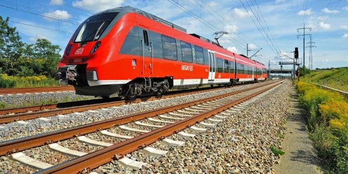 Talent 2 bei DB Regio Nordost