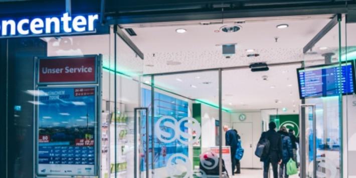 Kundencenter der S-Bahn München