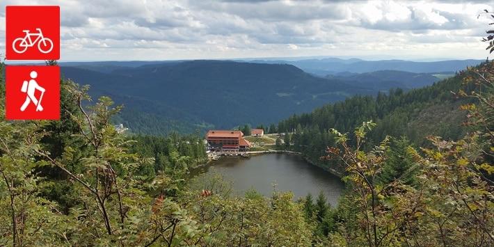 Mummelsee-Hornisgrinde