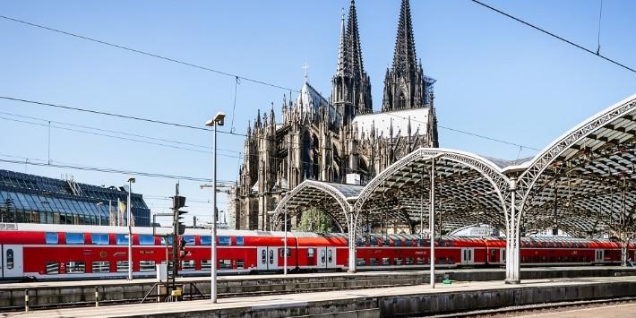 DB Regio NRW, RSX, RE 9 zwischen Siegen und Aachen