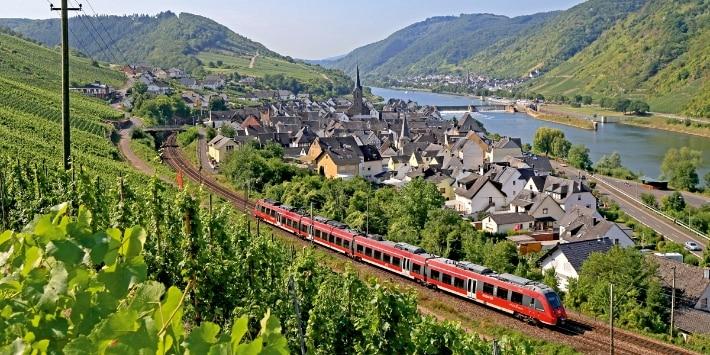 RB 12109 von Trier nach Koblenz