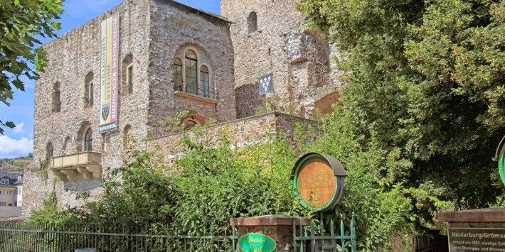 Rheingauer Weinmuseum Broemserburg