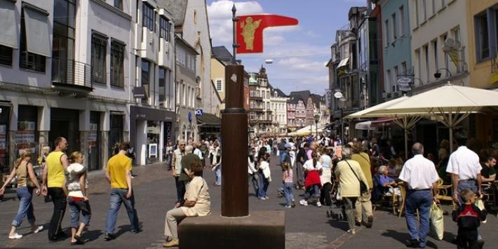 Pranger, Trier