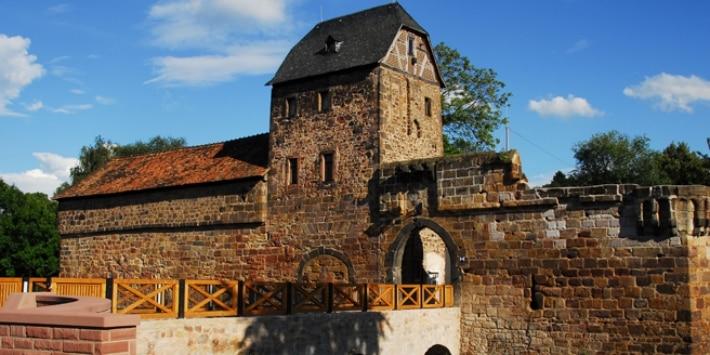 Wasserburg Bad Vilbel