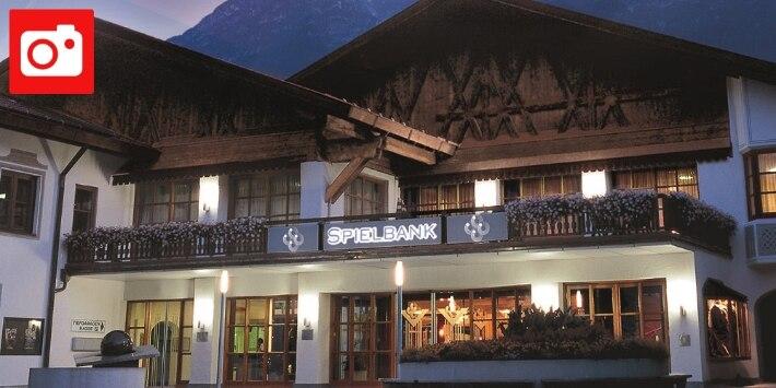 Casino-Blitz, Garmisch-Partenkirchen