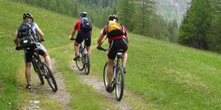 Fahrradtour Radfahrer