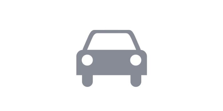 Piktogramm eines Autos