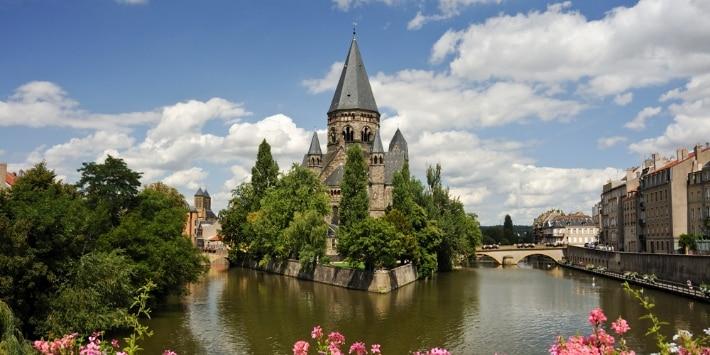 Metz Riverscape