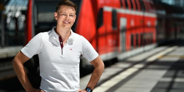 Triebfahrzeugführer DB Regio