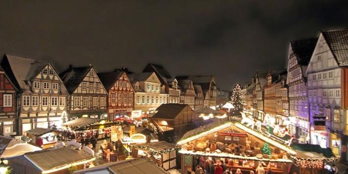 Weihnachtsmarkt, Großer Plan Celle