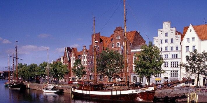 Museumshafen zu Lübeck