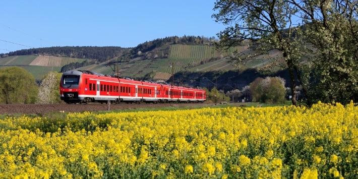 Zwischen Himmelstadt und Karlstadt
