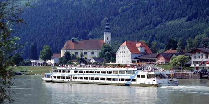 Donau vor Engelhartszell