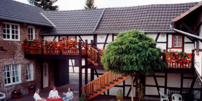 Hofansicht Margarethenhof
