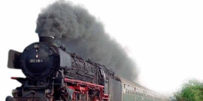 Dampflok Emslandstrecke