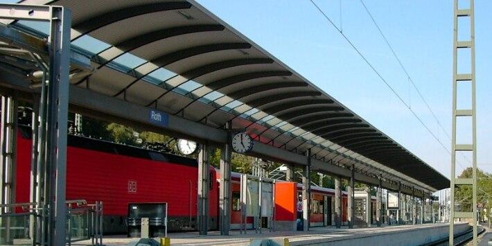 Bahnhof Roth