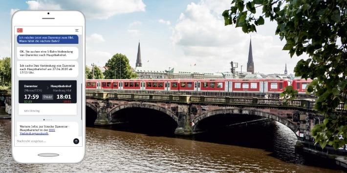 Lombardsbrücke Chatbot