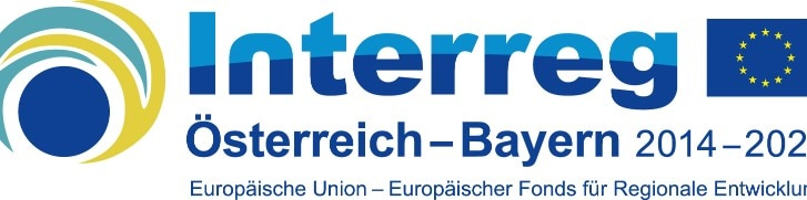 Logo Interreg Österreich - Bayern