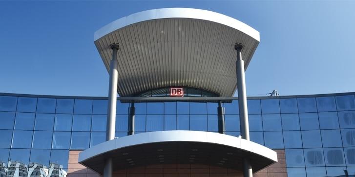 Personenbahnhof - Rostock Hbf