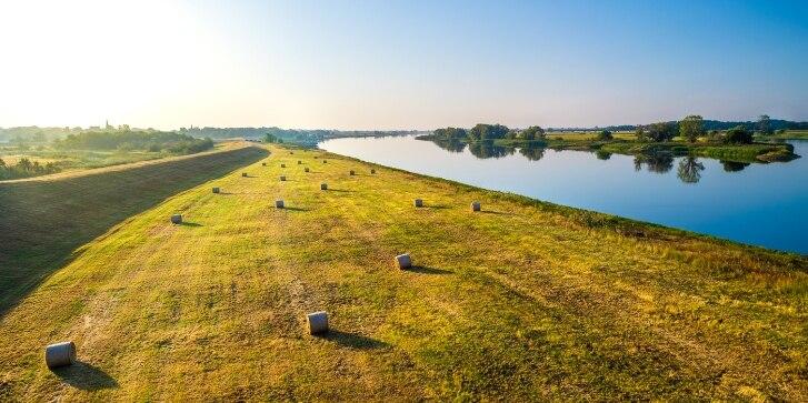 Elbe Landschaft