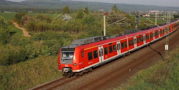 S-Bahn Hannover bei Haste