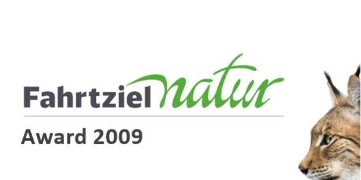 Fahrtziel Natur-Award 2009