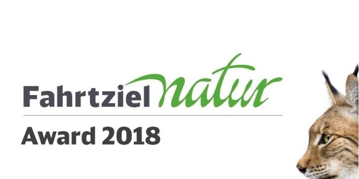 Fahrtziel Natur-Award 2018