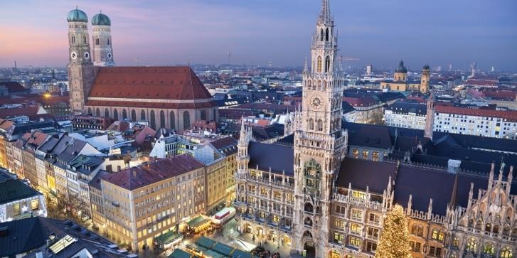München weinachtlich