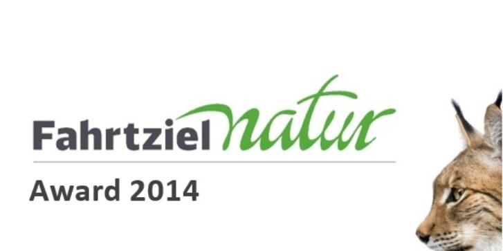 Fahrtziel Natur-Award 2014