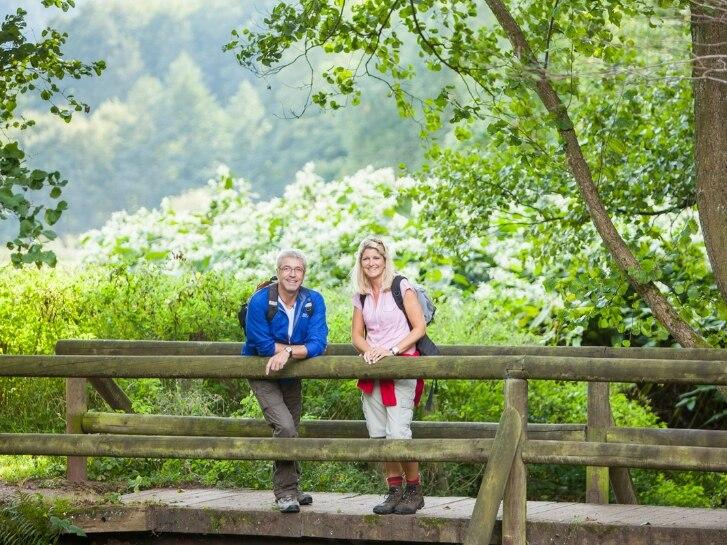 Wandern © Saarpfalz-Touristik / Eike Dubois