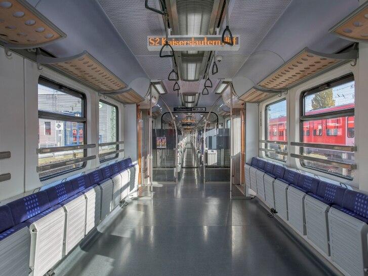 S-Bahn ET 425 Mehrzweckbereich