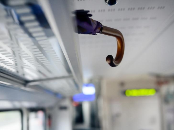 Fundsachen im Regio-Zug