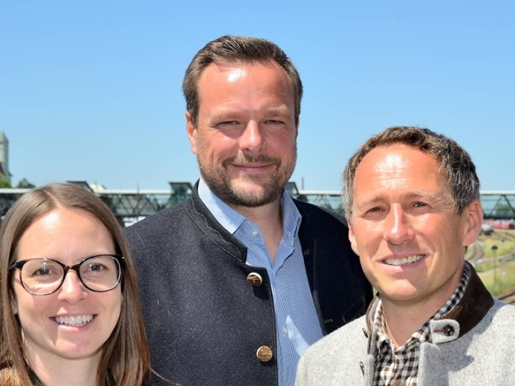 Magdalena Obermayer, Matthias Krause, Christian Steinbacher