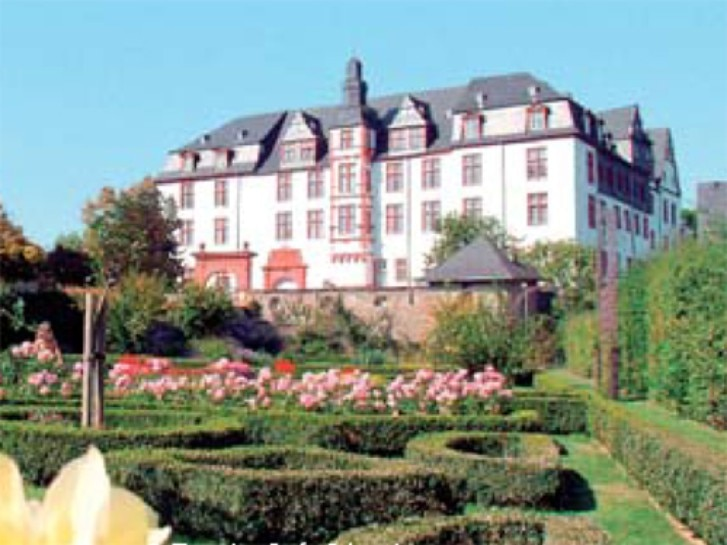 Schlossgarten Idstein