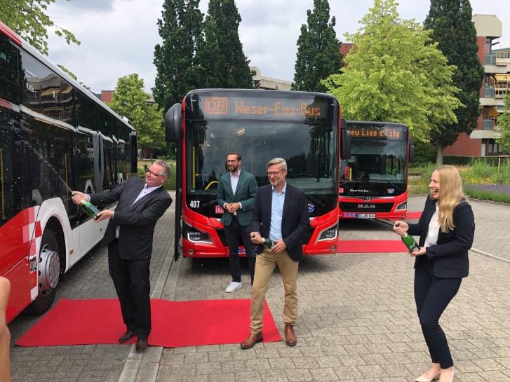 Hybridbusse