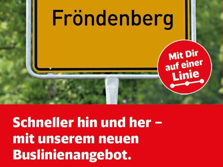 Gewinnspiel-Anzeige zum SchnupperTicket in Fröndenberg