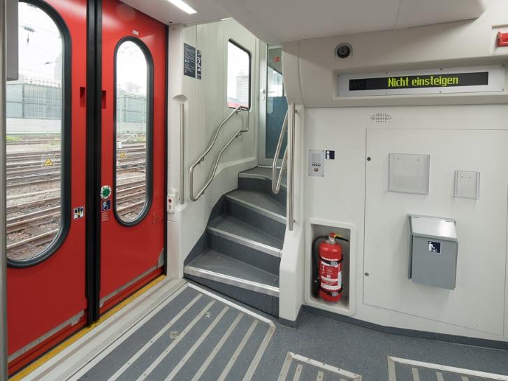 Main-Ried-Express Einstieg