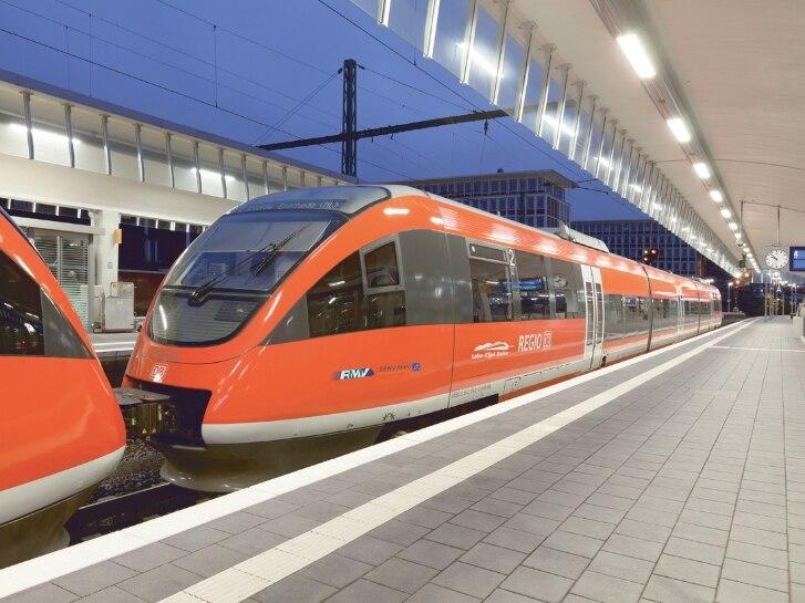 Münster (Westfalen) Hbf