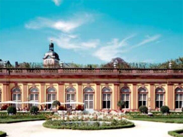Schlossgarten Weilburg