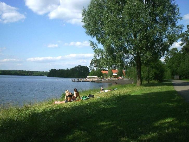 See und Wiese