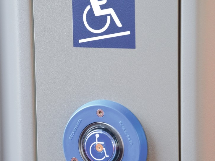 Barrierefrei, Rollstuhl
