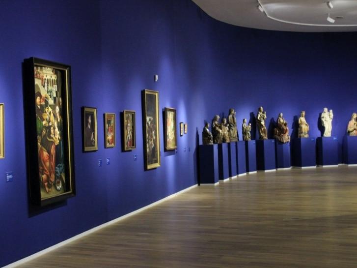 Dauerausstellung Mittelalter im Mittelrhein Museum