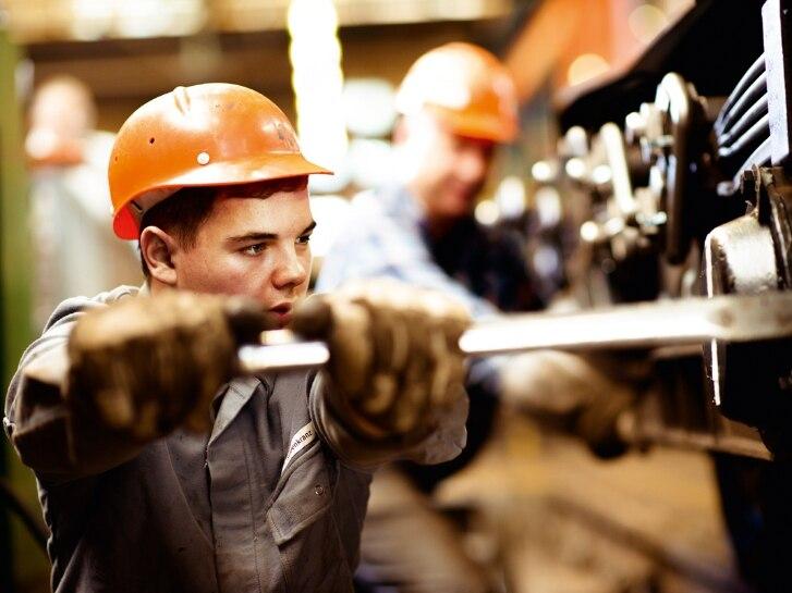 Industriemechaniker