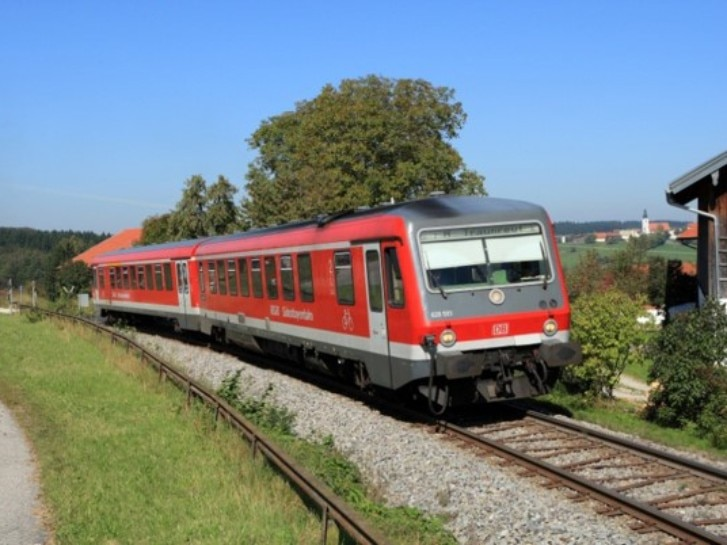 Lok, Regionalzug
